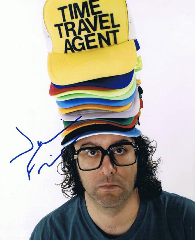 Judah Friedlander Signed Photo