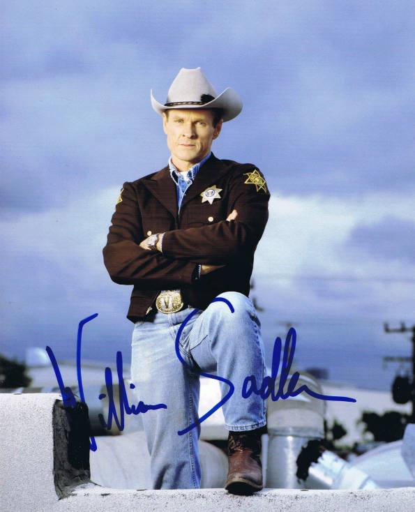 William Sadler Signed Photo