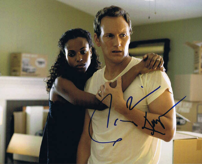Patrick Wilson & Kerry Washington Signed Photo