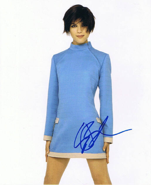 Selma Blair Signed Photo