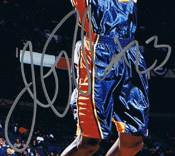 Jason Richardson - Signature Close-Up
