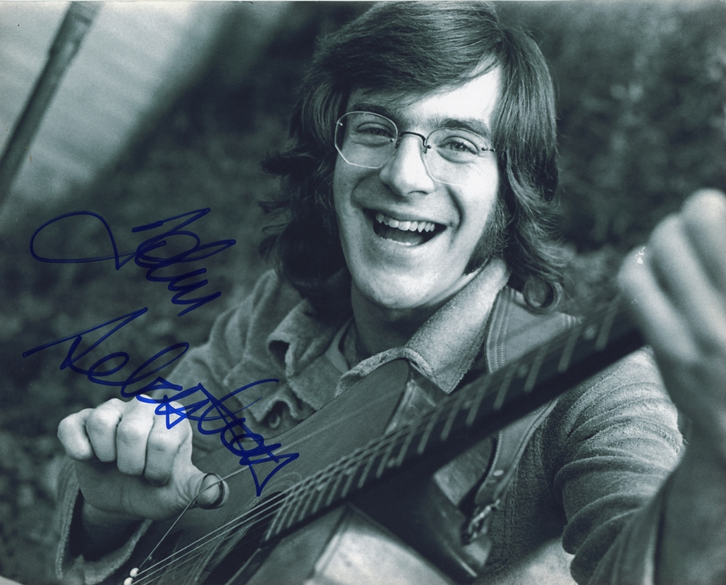 John Sebastian Signed Photo